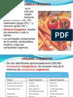 Quimica Organica Alcanos Alquenos Alquinos Aromaticos
