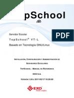 TopSchool Manual de Referencia V1.0