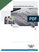Konica Minolta QMS Magicolor 61x0 Service Manual