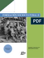 Manual de Formacion Sociocultural II