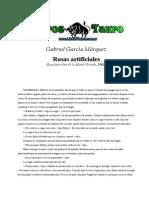 Garcia Marquez, Gabriel - Rosas Artificiales
