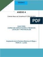 Anexo 4.- Capacitacion SFD