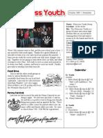 New Newsletter October 2009