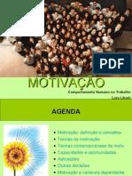 apresentação motivação