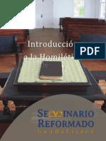 Intro+Homilética