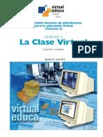 10-La Clase Virtual