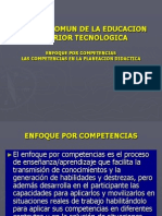 1.Enfoque Por Competencias