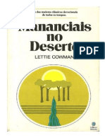 Youblisher.com-601127-Mananciais No Deserto Lettie Cowman