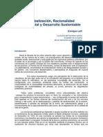 enrique leff Globalización.racionalidad ambiental (1)