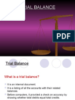 3. Trial Balance