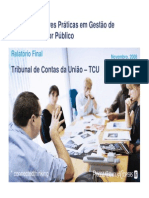 Relatorio de Desenvovimento de Recurso Humano Em Empresa Publicas