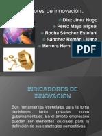 Indicadores de Innovacion Expo 1