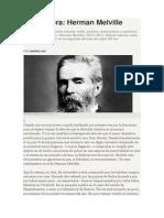 Andrés Hax - Vida y obra de Hermann Melville.