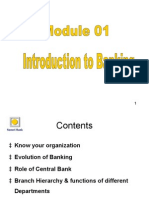 Introductory Module