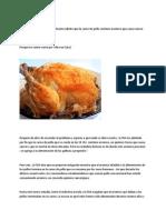 Destape Mundial! La FDA finalmente admite que la carne de pollo contiene arsénico que causa cáncer !!!
