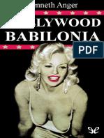 Anger, Kenneth - Hollywood Babilonia (r1.0 EPL)