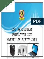 Log Penggunaan Peralatan Ict
