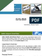 Customs Clearance at Indira Gandhi Airport