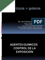3. AGENTES FÍSICOS Y QUÍMICOS