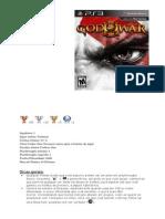 God of War III - Troféus