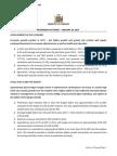 treasury information brief - economic fact sheet