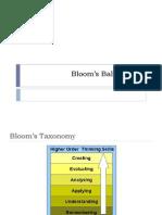 bloomsballproject