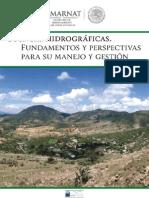 Cuencas Hidrograficas_Fundamentos y Perspectivas Para Su Manejo y Gestion