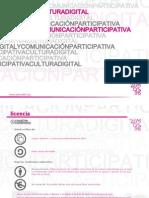 Cultura Digital y Comunicación Participativa