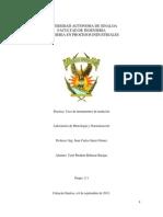 REPORTE DE PRACTICA LAB. DE METROLOGIA.docx
