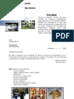 COCKTEL UNIVERSITARIO