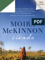 Moira McKinnon - Cicada (Extract)