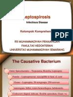 Leptospirosis kelompok pekajangan