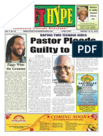 Street Hype Newspaper - January 19-31, 2014