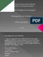 Navegacion Por Internet.