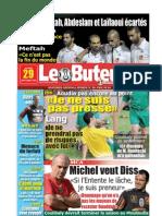 LE BUTEUR PDF du 29/09/2009
