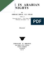Alone in Arabian Nights - Sirdar Ikbal Ali Shah
