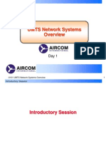 UMTS Network Systems Overview Day1