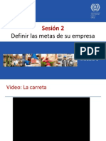 Presentación Sesión 2
