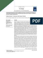 Analisis Kerapatan Vegetasi Di TNGGP