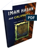 Imam Hassan_and Caliphate