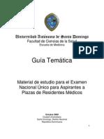 Guia Tematica Examen Residencias Medicas Enu