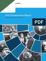 Columbia Employment Report 2012