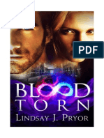 Blood Torn by Lindsay J. Pryor - FREE excerpt