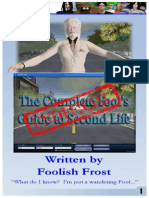 The Unofficial Complete Fool's Guide to SecondLife (8!15!2006-b)[1]