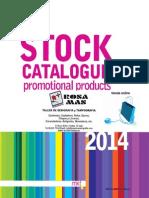 Stock Catalogue 2014 Iberia Pvp Modifi Reducido