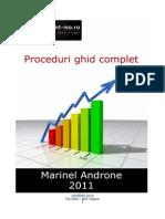 Proceduri Ghid Complet