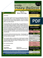 Parent Bulletin Issue 21 SY1314