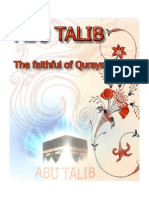 ABU TALIB the Faithful of Quraysh