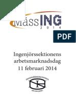 Katalog för MässING2014