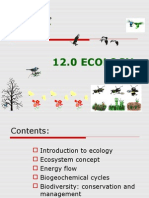 12.1 Introduction to population ecology